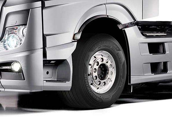 Opony Hankook w dodatkowych rozmiarach do aut ciężarowych