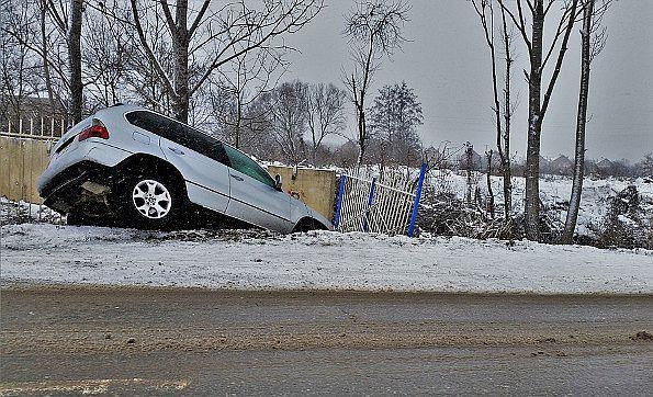 Bezpieczna zima na drodze