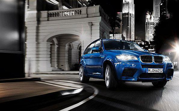Zimowe i letnie opony Pirelli w BMW X5 M i X6 M