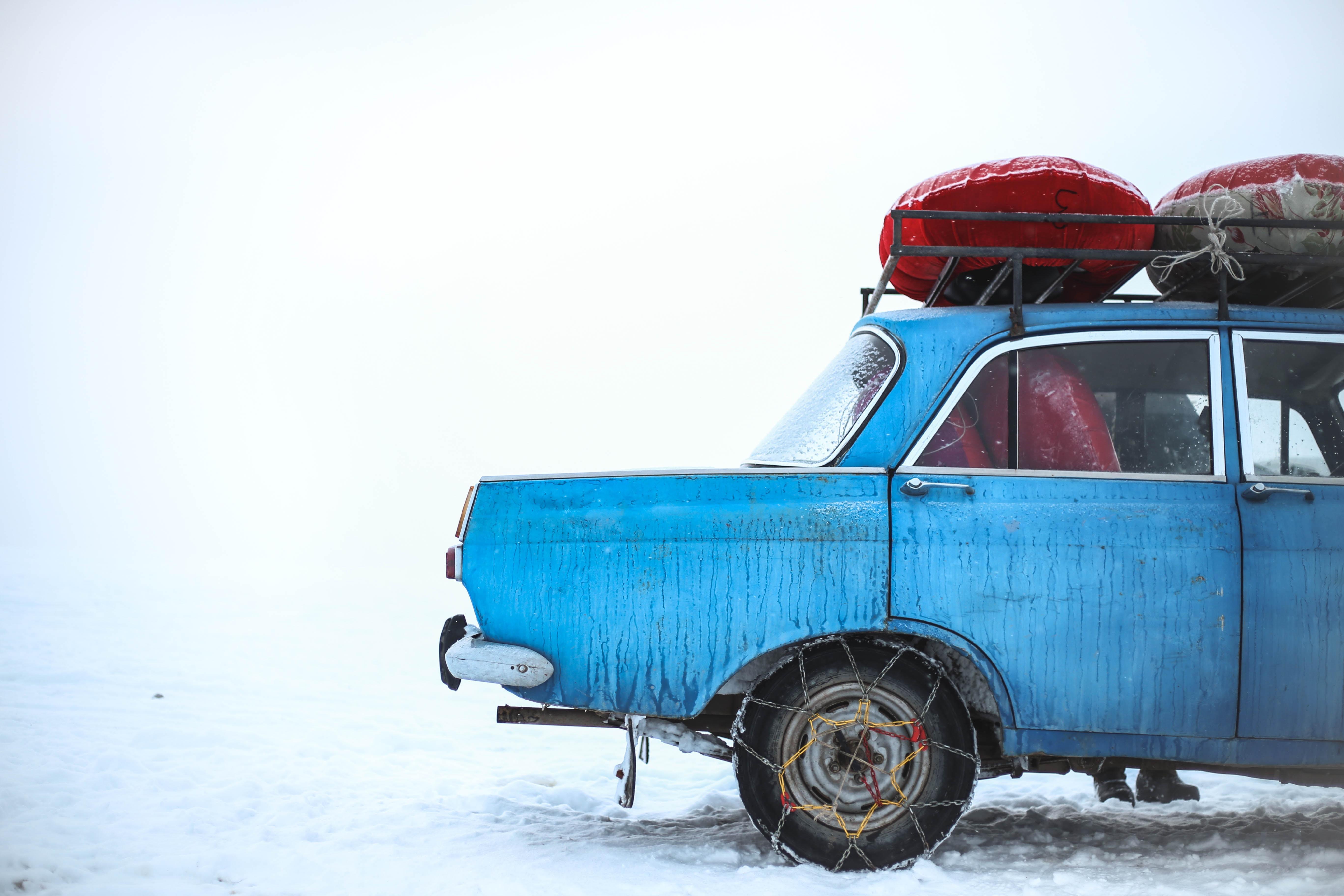 Łańcuchy śniegowe - porady