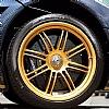 Kolorowe felgi odmieniające wygląd auta