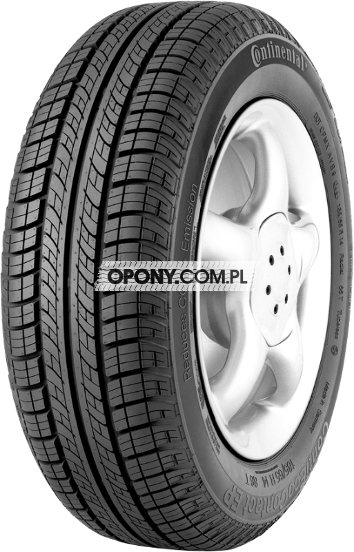 Testy Opon Letnich Continental Contiecocontact Ep W Oponycompl