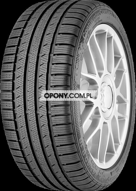 Testy Opon Zimowych Continental Contiwintercontact Ts810 S W Opony