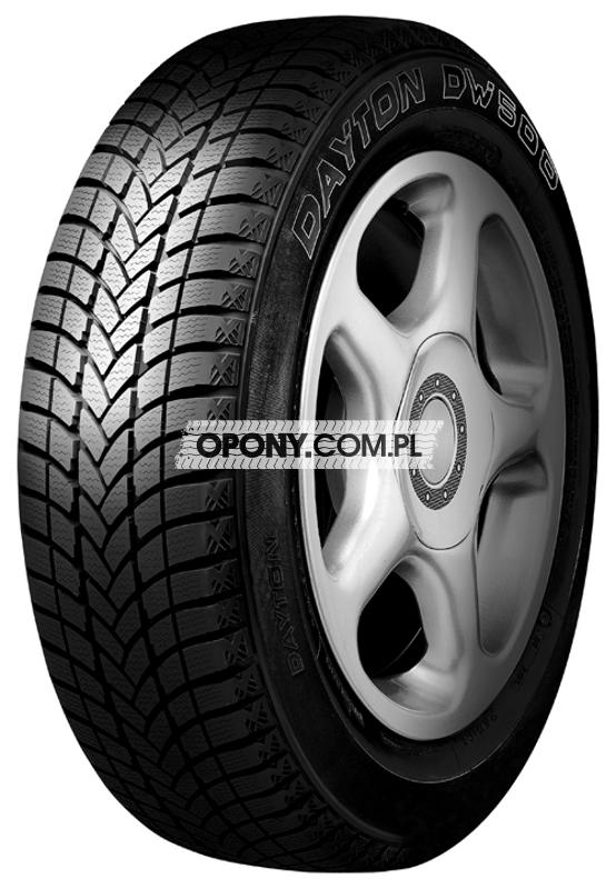Testy Opon Zimowych Dayton Dw500 W Oponycompl