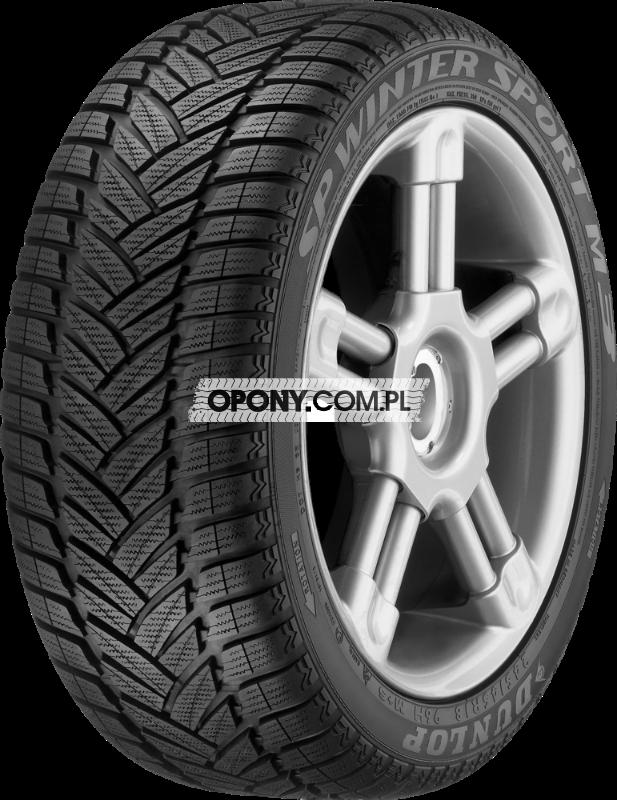 Testy Opon Zimowych Dunlop Sp Winter Sport M3 W Oponycompl