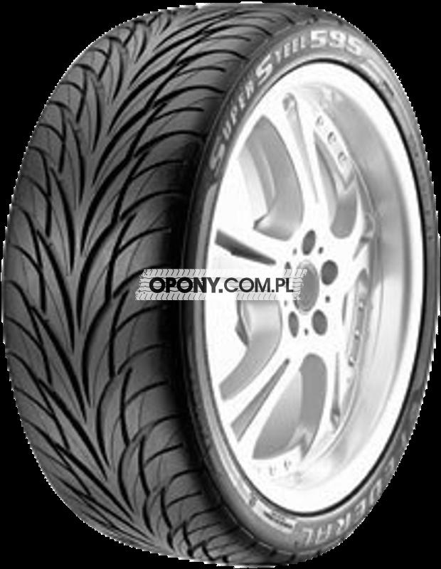 Testy Opon Letnich Federal Ss595 W Oponycompl