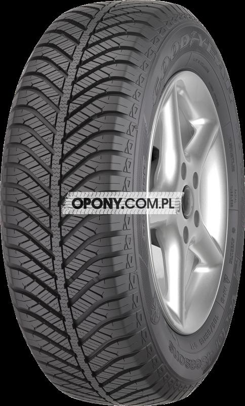 Testy Opon Całorocznych Goodyear Vector 4seasons W Oponycompl