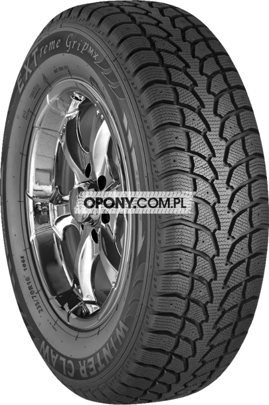 Testy Opon Zimowych Interstate Winter Claw Extreme Mx W Oponycompl