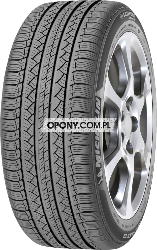Testy Opon Całorocznych Michelin Latitude Tour Hp W Oponycompl
