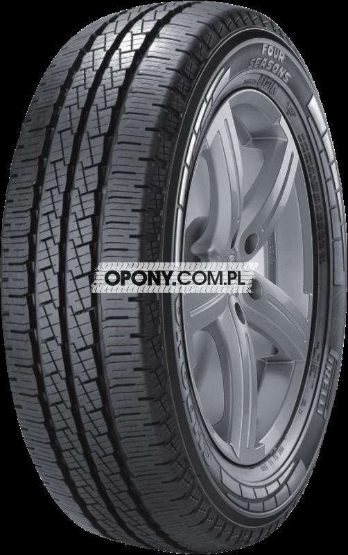 Testy Opon Całorocznych Pirelli Chrono Four Seasons W Oponycompl