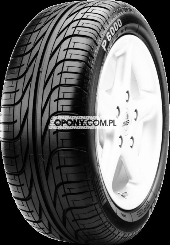 Testy Opon Letnich Pirelli P6000 Powergy W Oponycompl