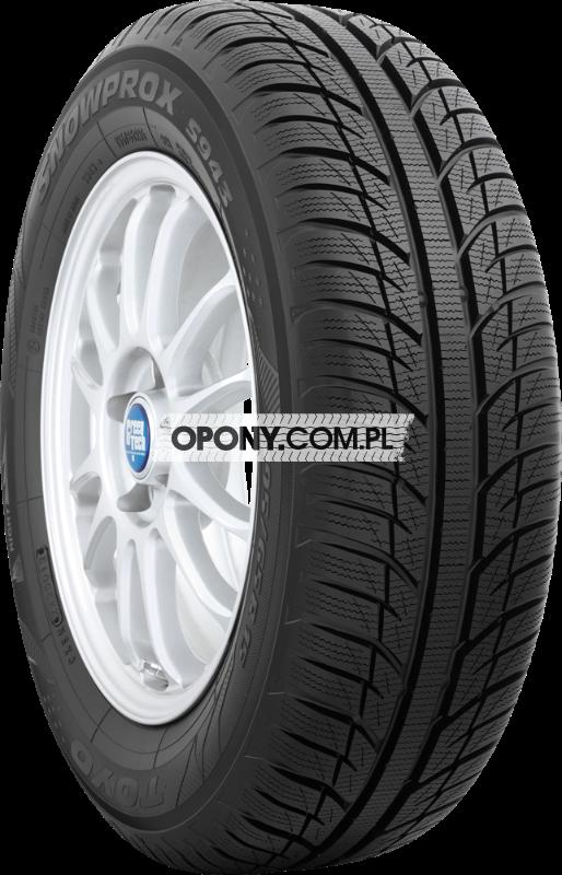 Testy Opon Zimowych Toyo Snowprox S943 W Oponycompl