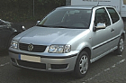 VW Polo Hatchback III FL